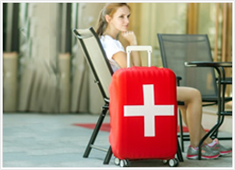 Transport bagages entre la Suisse et la Tunisie
